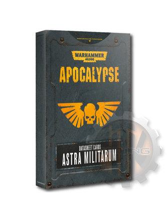 Apocalypse Apocalypse Datasheets: A/Militarum