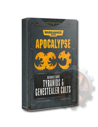 Apocalypse Apoc D/Shts: Tyranids + Gene Cults