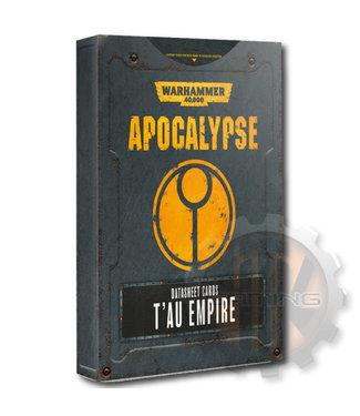 Apocalypse Apocalypse Datasheets: T'Au Empire