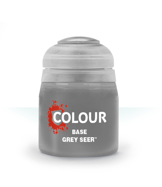 Citadel - Paints Base: Grey Seer (12Ml)