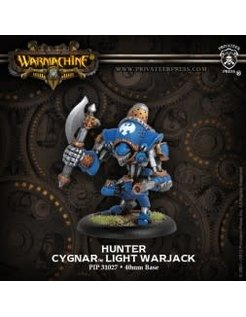 Cygnar Hunter