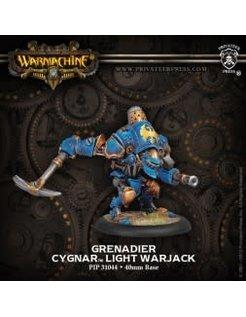 Cygnar Grenadier