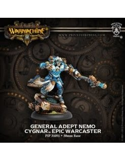 Cygnar Stormwall Colossal (4) & Resin