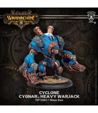 Cygnar Cyclone OR Defender OR Ironclad (1) PLASTIC