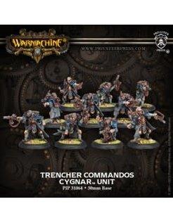 Cygnar Trencher Commandos (10)