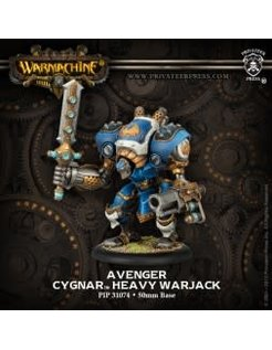 Cygnar Avenger OR Centurion OR Hammersmith (1) PLASTIC