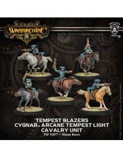 Cygnar Tempest Blazers (5) PLASTIC