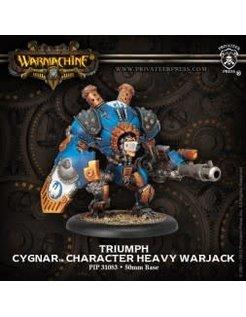 Cygnar Triumph UPGRADE KIT
