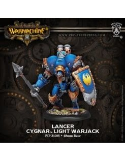 Cygnar Light Warjack Lancer PLASTIC