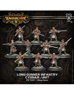Cygnar Long Gunner Infantry (10) REPACK