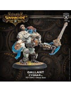 Cygnar Ally Gallant UPGARDE KIT