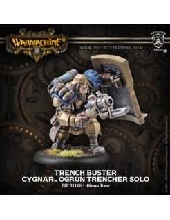 Cygnar Solo Trench Buster inc resin