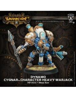 Cygnar Dynamo inc Resin