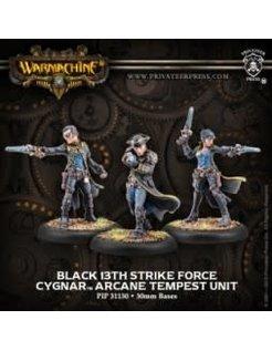 Cygnar Black 13th Strike Force (3) RESCULPT