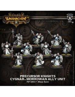 Cygnar Allies Precursor Knight (10) REPACK