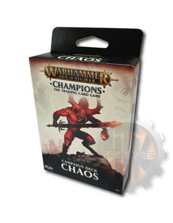 WHC: Chaos Campaign Deck
