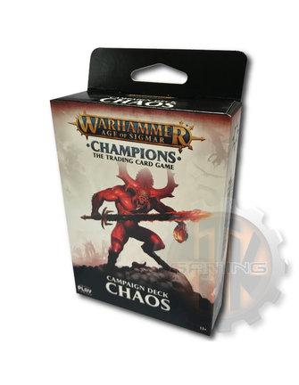 Champions WHC: Chaos Campaign Deck
