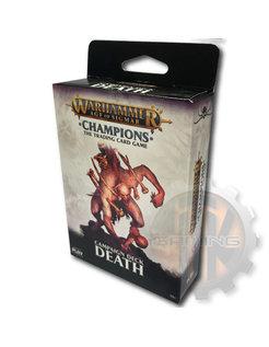 WHC: Death Campaign Deck