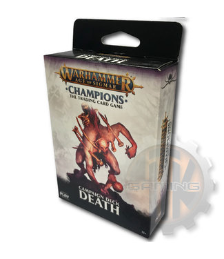 Champions WHC: Death Campaign Deck