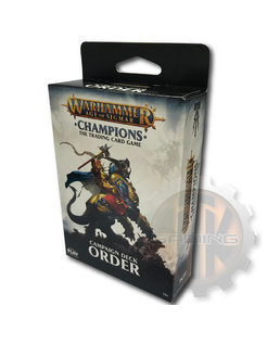 WHC: Order Campaign Deck
