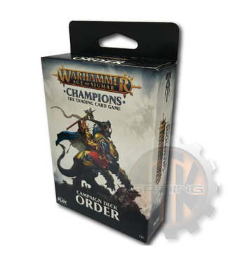 Champions WHC: Order Campaign Deck