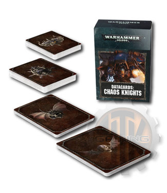 Warhammer 40000 Datacards: Chaos Knights