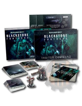 Blackstone Fortress B/Stone Fortress: Traitor Command