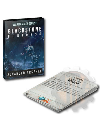 Blackstone Fortress B/Stone Fortress: Advanced Arsenal