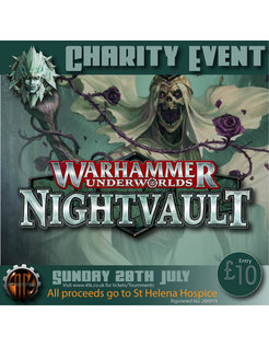 Underworlds Charity Tournament (Sun 28th July 2019)
