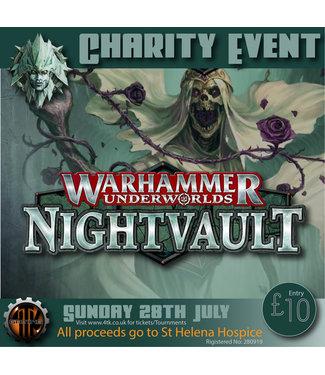Underworlds Charity Tournament (Sun 28th July 2019)