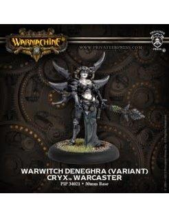 Cryx Warcaster Warwitch Deneghra