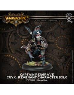 Cryx Captain Rengrave