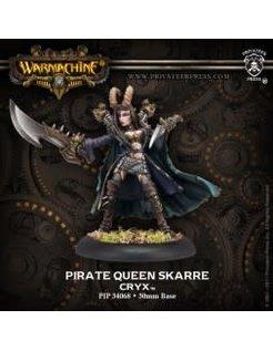 Cryx Pirate Queen Skarre 2009