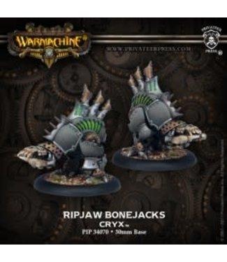 Cryx Ripjaw Bonejacks (2) PLASTIC