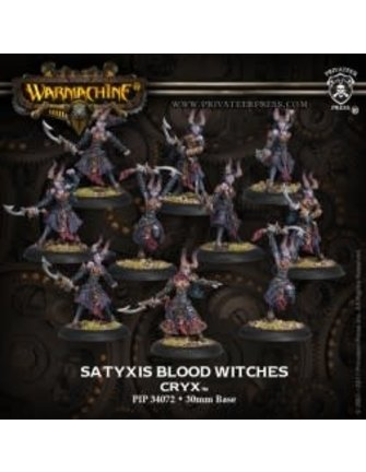 Cryx Satyxis Blood Witches (10)