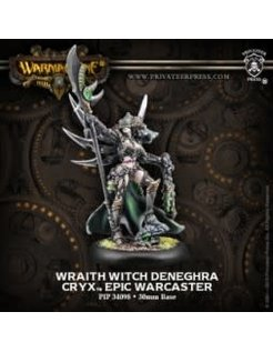 Cryx Epic Wraith Witch Deneghra RESCULPT