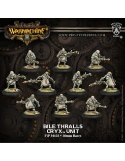 Cryx Bile Thralls (10) REPACK