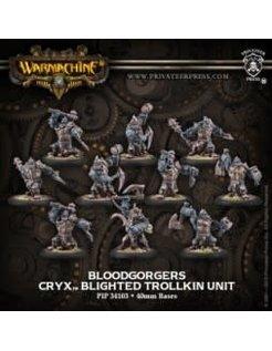Cryx Trollkin Bloodgorgers (10) REPACK