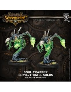 Cryx Thrall Solo Soul Trappers (2)