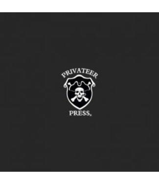 Cryx Black Orgun Boarding Pirate