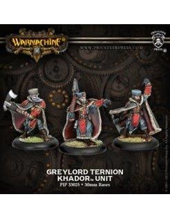 Khador Greylord Ternion (3)