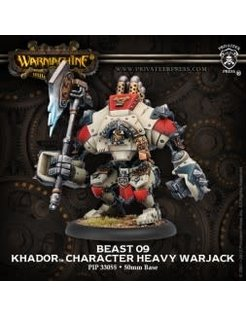 Khador Beast 09