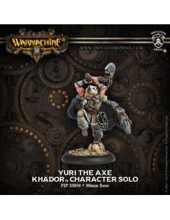 Khador Yuri The Axe