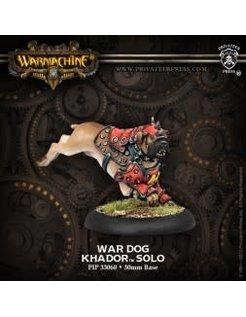 Khador War Dog