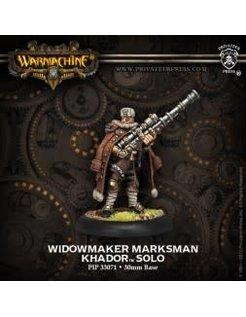 Khador Widowmaker Marksman