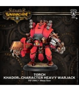 Khador Torch UPGRADE KIT