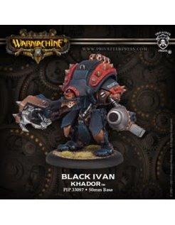 Khador Black Ivan UPGRADE KIT