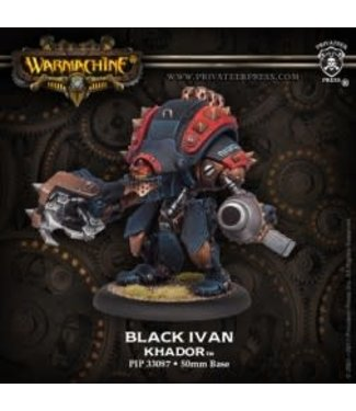 Khador Black Ivan UPGRADE KIT