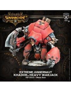Khador Warjack EXTREME Juggernaut inc. resin