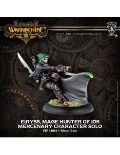 Mercenary Eiryss Mage Hunter of Ios